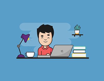 Student Illustration