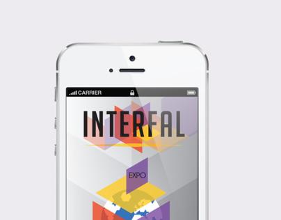 INTERFAL | ephemeral structure