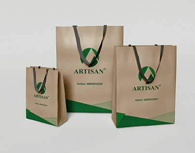 Artisan's Social Media & Packaging Design