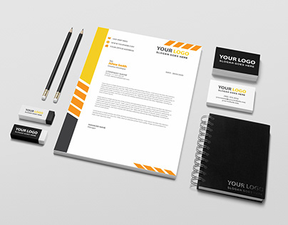 COVER LATTER AND BRAND STATIONERY VOL-5