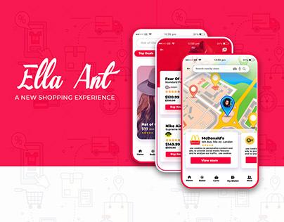 Ella Ant: Deals app