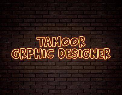 Tamoor Graphic Designer