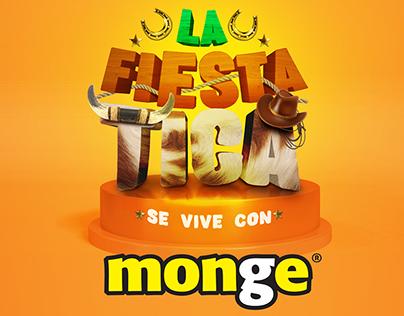 La Fiesta Tica Monge