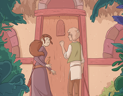 An Ordinary Princess Chapter Covers
