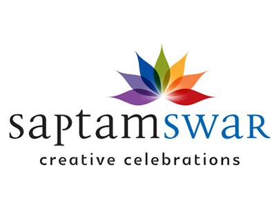 Saptam Swar Logo