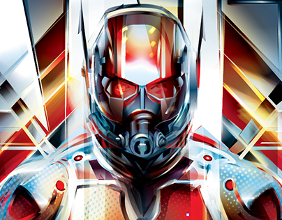ANT-MAN OFFICIAL MARVEL COMMISSION