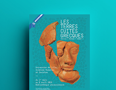 "Exposition ""Les Terres Cuites Grecques"""
