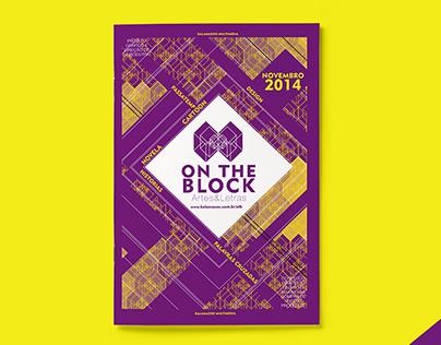 ON THE BLOCK (Artes & Letras) Ed.1