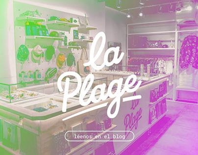 La Plage Store