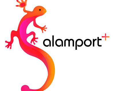 Salamport+ \ social network for migrants