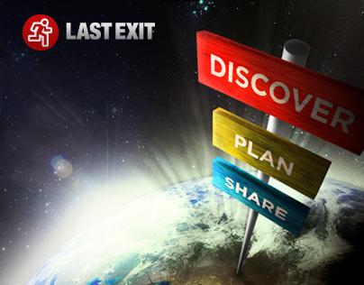 Last Exit Website Design