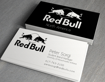 red bull brand management