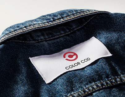 Color Cod Clothing Brand Logo