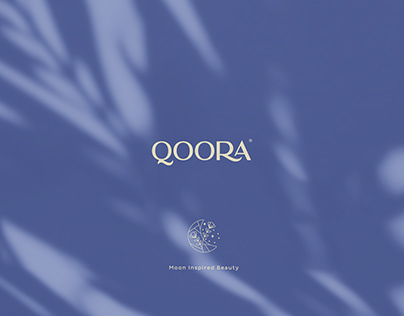 QOORA COSMETICS - NAMING, BRANDING AND PACKAGING DESIGN