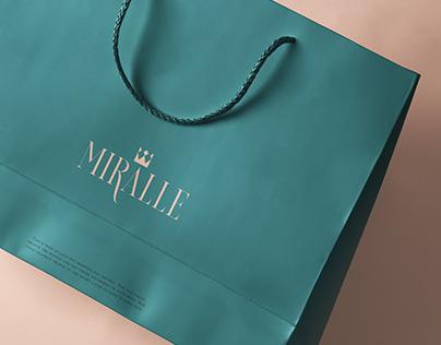 Miralle Logo & Brand identity design