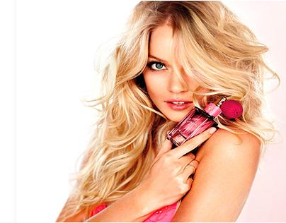 Parfum Online Shop Disign