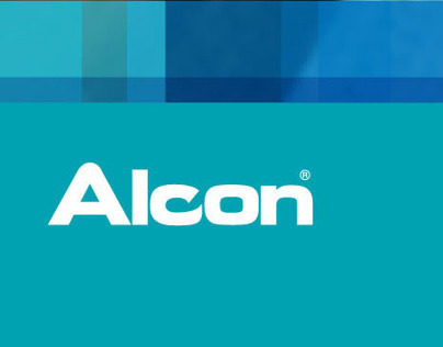 Alcon Rebrand