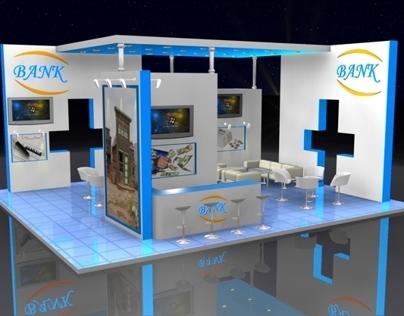 8 x 8 Exhibition Stand Design