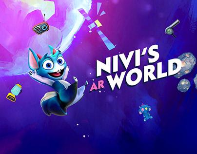 NIVI'S WORLD - INTERACTIVE AR APP