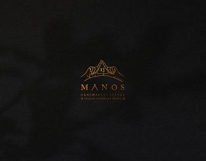 13 manos Coworking   Brand Identity