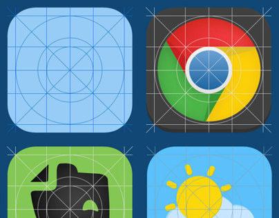 iOS 7 App Icons