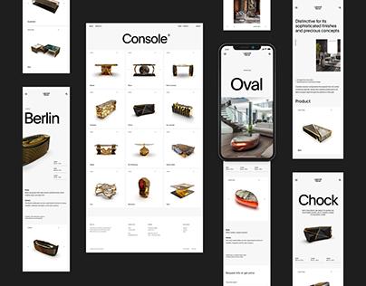 Laborati Ginori — Luxury Furniture Industry
