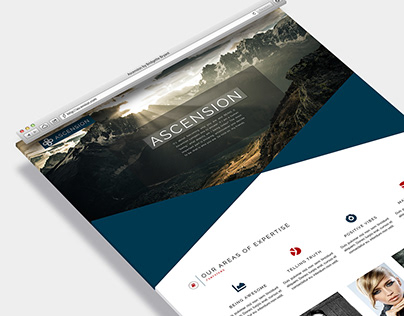 Above The Fold - A Website Design Compilation