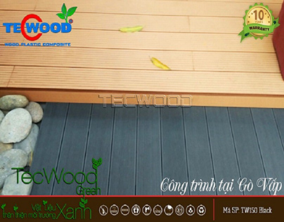 Cách tránh mất tiền oan khi lót sàn gỗ ngoài trời