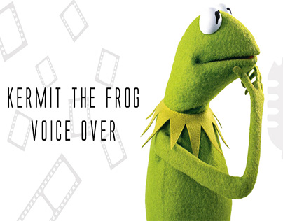 Kermit the Frog Voice Over