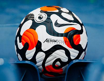 Nike Flight | Premier League Match Ball 2021/22