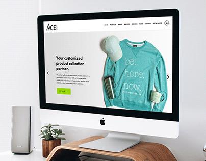 ACE USA Website