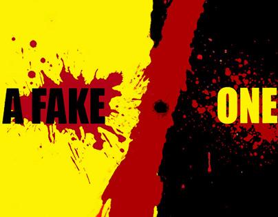 "Audiovisual - ""A fake one"""
