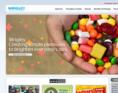 Wrigley.com