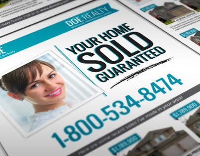 Real Estate Flyer Templates