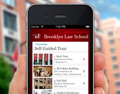 Brooklyn Law School Mobile Campus Tour