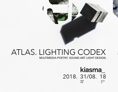 Atlas. Lighting Codex at Kiasma Museum, Helsinki