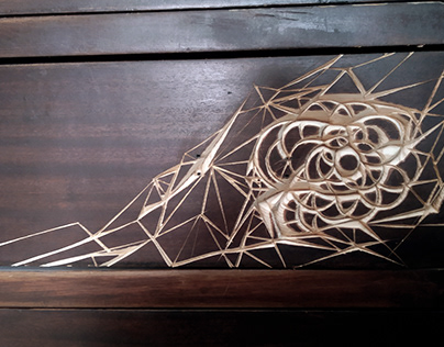 Carving my shelf