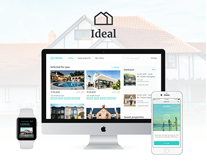 Ideal—The easiest way to buy real estates.