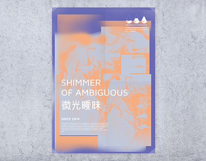 SHIMMER OF AMBIGUOUS