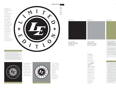 Limited Edition Brand Identity