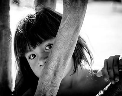Indian Tribe Waura Alto Xingu- Brazil 2017