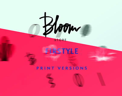 Bloom Store | F I R S T Y L E