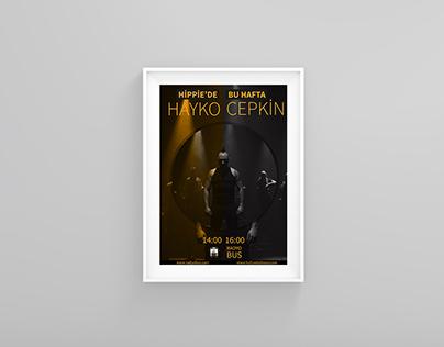 Radio Bus, Hayko Cepkin Poster Design