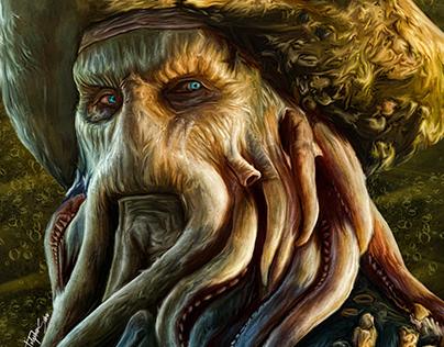 Davy Jones - William Francis Nighy
