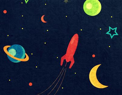 Vostok 1 (through thorns to the stars)