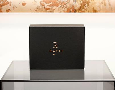 Ratti Boutique | Brand identity