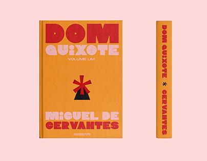 Dom Quixote l Editorial Design