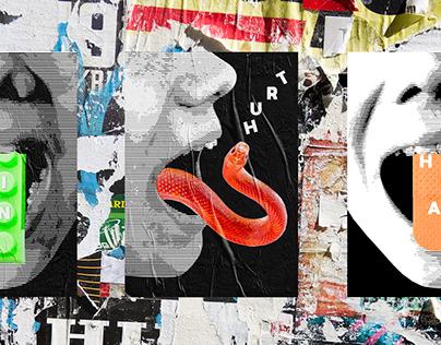 Conflict | Poster Design