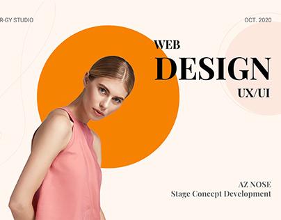 AZ Nose_Stage Concept Development