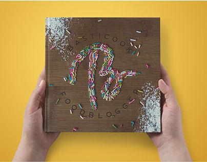Basticook - Foodblogger (Visual Identity & Book Design)
